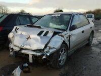 1999 SUBARU IMPREZA DRIVER SIDE REAR LIGHT (BREAKING)