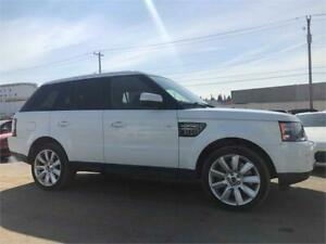 2012 Land Rover Range Rover Sport SC-FULLY LOADED/ONE OWNER+MORE
