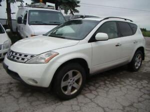 2005 NISSAN MURANO - ONE OWNER * FULLY LOADED