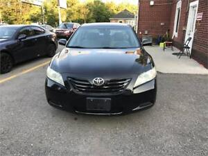 2007 toyota camry le , certified +loaded =no accident