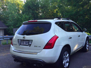 FULLY LOADED NISSAN MURANO SE