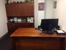 Executive office furniture - near new Essendon Moonee Valley Preview
