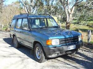 1999 Land Rover Discovery Wagon Mount Pleasant Barossa Area Preview