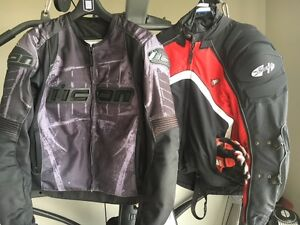 Motorcycle Jackets - Icon & Joe Rocket