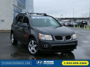 2008 Pontiac Torrent GXP AUTO A/C CRUISE BANCH CHAUFFANT MAGS