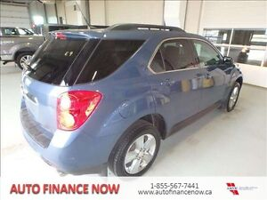 2012 Chevrolet Equinox 1LT AWD RENT TO OWN  $9 A DAY OR FINANCE Edmonton Edmonton Area image 2