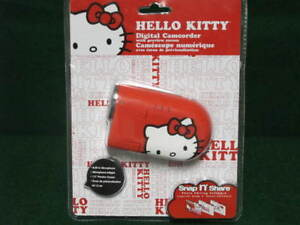 Hello Kitty Digital Camcorder.  Brand New in Package