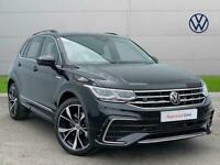 2021 Volkswagen Tiguan 2.0 Tdi 200 4Motion R-Line 5Dr Dsg Auto Estate Diesel Aut