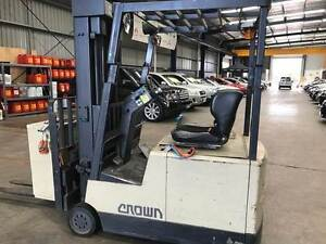 Crown Electric Forklift - 1.5Tonne Maidstone Maribyrnong Area Preview