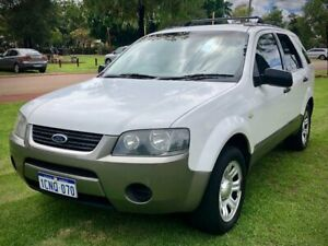 2007 Ford Territory TX 7 Seater Automatic Wagon $5999 With 15 Months Warranty Leederville Vincent Area Preview