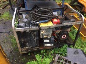 kartcher diesel pressure washer yanmar engine