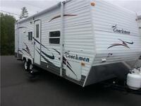 2007 Coachmen Northern Spirit 24 foot Bunk Trailer