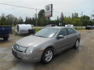 2008 Ford Fusion SEL Heated Leather