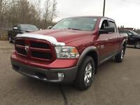 GET OUTDOORS WITH THIS RAM 1500 OUTDOORSMAN ONLY $238 B/W