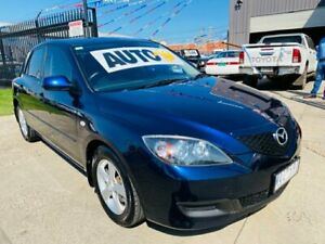 2008 Mazda 3 BK MY06 Upgrade Maxx Blue 4 Speed Auto Activematic Hatchback Brooklyn Brimbank Area Preview