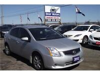 2012 Nissan Sentra 2.0 S**CERTIFIED AND 3 YEAR WARRANTY INCLUDED