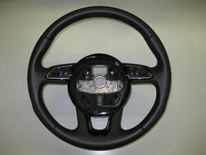 AUDI-Q3-8u-SUV-Multifuncional-cuero-deportivo-volante-direccion-MFL-Y100