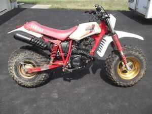 1986 Yamaha Big Wheel 200cc