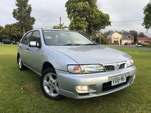 1996 Nissan Pulsar N15 Q Silver 4 Speed Automatic Hatchback Somerton Park Holdfast Bay Preview