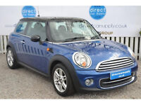 MINI HATCHBACK Can't get finance? Bad credit, unemployed? We can help!