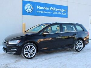 2016 Volkswagen GOLF SPORTWAGON 1.8 TSI Highline