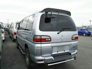 2005 Mitsubishi Delica SPACEGEAR High Roof Silver 4 Speed Automatic Wagon Taren Point Sutherland Area Preview