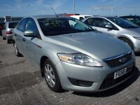 FORD MONDEO MK 4 FRONT DOOR SILVER 2010 2011 2012 BREAKING SPARES MANCHESTER
