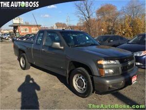 2009 Chevrolet Colorado LT Ext Cab CERTIFIED! WARRANTY!