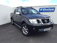 Nissan Navara Tekna 2.5 Dci Pick up (black) 2013