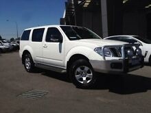 2012 Nissan Pathfinder R51 Series 4 ST (4x4) White 5 Speed Automatic Wagon Beckenham Gosnells Area Preview
