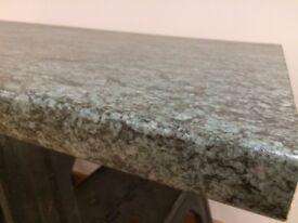 Black/Green Granite - Laminate worktop