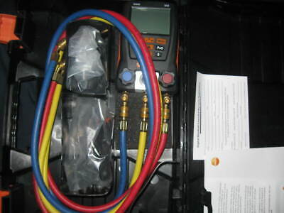 Testo 550 I Digital Manifold Kit
