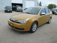 2009 FORD FOCUS SE, HEATED SEATS, SAFETY AND WARRANTY, $5,450