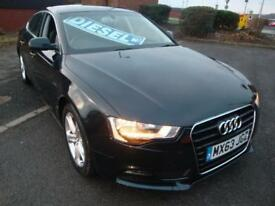 63 AUDI A5 SE SPORTBACK TDI 177BHP DIESEL *PEARL PAINT*LEATHER* £30 TAX