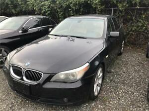 2005 BMW 5 Series 545i (PARTS ONLY)
