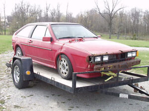 VW Scirocco II (1982-1989) Parts Car
