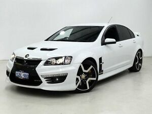 2010 Holden Special Vehicles GTS E Series 2 White 6 Speed Sports Automatic Sedan Edgewater Joondalup Area Preview