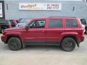 2011 Jeep Patriot Sport 4x4