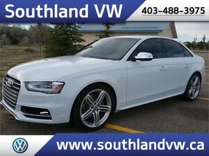 2015 Audi S4 **AWD-NAV-LEATHER**