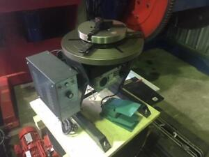 BRAND NEW WELDING POSITIONER /  BY100-100KG