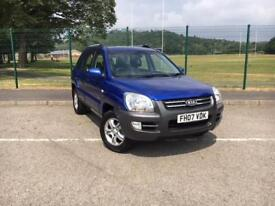 Kia Sportage 2.0CRDi XE 4X4 *IMMACULATE CAR WITH ONLY 58,900 MILES, FSH*