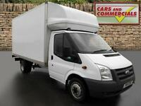 2011 FORD TRANSIT LUTON 350 LWB EF 115ps [DRW] Tail Lift