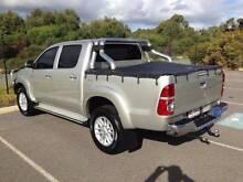 2012 Toyota Hilux Ute Henderson Cockburn Area Preview