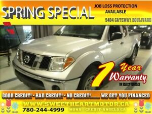 2007 Nissan Frontier 2WD King Cab XE