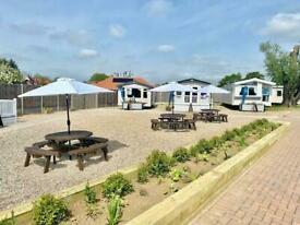 Free 2021 & 2022 Site Fees NEW 3 Bedroom Static Caravan for Sale Clacton Essex