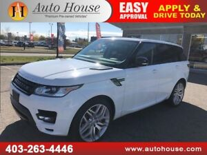 2015 RANGE ROVER SPORT V8 SUPERCHARGED AUTOBIOGRAPHY DYNAMIC