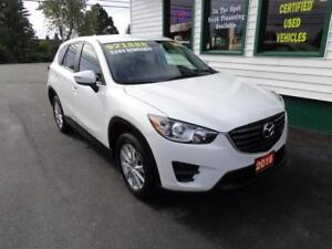 2016 Mazda CX-5 GX AWD for only $204 bi-weekly all in!