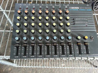 Boss BX-800 - 8 Channel Stereo Mixer
