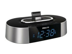 Philips Alarm Clock Radio for iPod/iPhone AJ7030D/37 30 Pin Connector