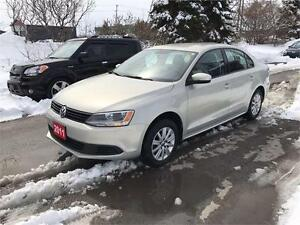2011 Volkswagen Jetta, Safety & ETEST for ON or QC INCL.